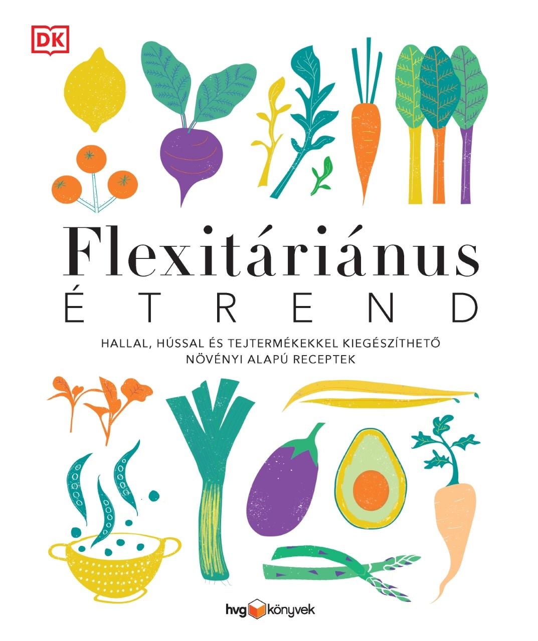 flexitarian diéta mintaétrend